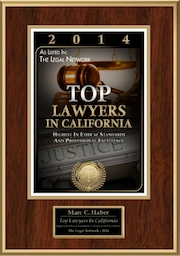 Top Lawyers in California 2017